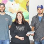 SCC Club gives to charity groups