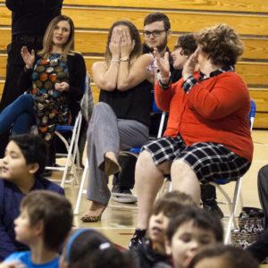 Mount Airy teacher wins national award