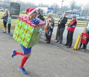 Toy run offers 'entertainment for all'