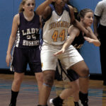 Lady Hounds blank Ashe in first, win in rout