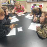 Shoals students visit magnet school