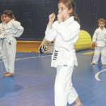 Jiu jitsu teaches much to local youth