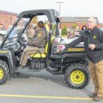 Holiday spirit drives Dobson parade