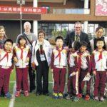 City school members visit China