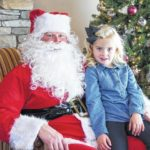 Rogers Realty welcomes Santa to Open House