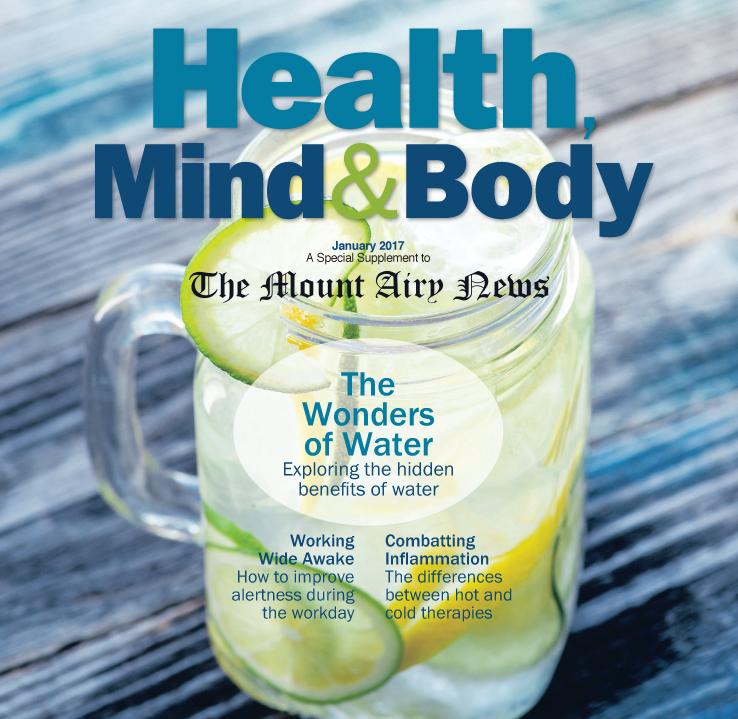 Health Mind & Body January 2017