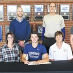 Central's Fitzgerald signs with Montreat