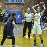 Lady Hounds open WPAC with rout