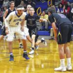 W. Stokes upsets Hounds again