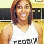 March leads local contingent on college team