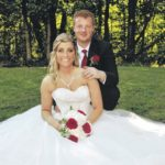 Casey Parrish weds Will Hodges