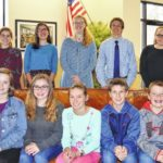 Students perform well at science fairs