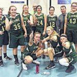 Lady Lions win tourney crown
