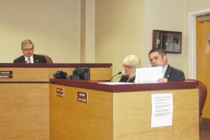 County board takes no action on Cana water