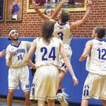 Hounds explode late to advance
