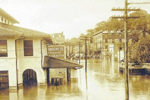 Flood program planned at library