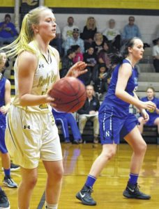 Slow start to second half dooms Central