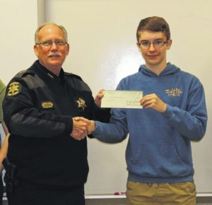Meadowview students provide vest for canine cop