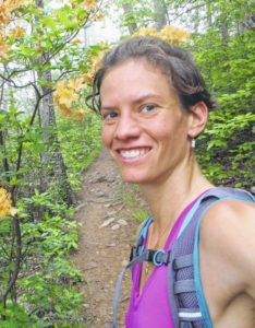 National Geographic Adventurer of the Year Jennifer Pharr Davis to be speaker at Gathering of the Friends of the North Carolina Mountains-to-Sea Trail