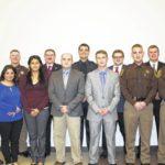 SCC Basic Law Enforcement graduates 20
