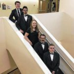 Five students make all-district band