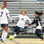 Lady Bears bounce back with rout of N. Wilkes