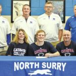 Hull to play for Catawba in fall