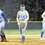 Lady Hounds' late rally comes up short