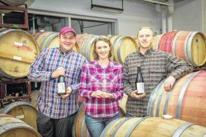 Surry Cellars wins Fine Wines award
