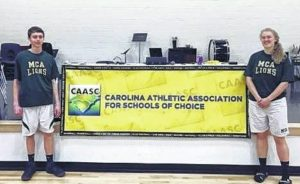 Four MCA athletes named All-State