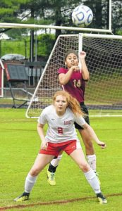 Lady Cardinals down Camels