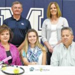 King signs to play at Lees-McRae