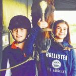 MAHS equestrian duo in national finals