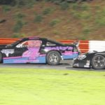 Rain cuts Bowman Gray opener short