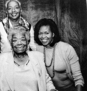 Angelou niece to speak here Saturday