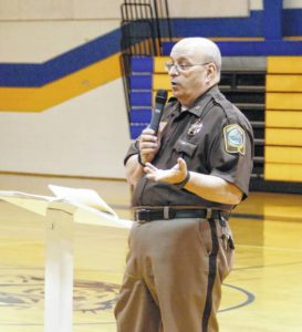 Sheriff discusses Cana drug crisis