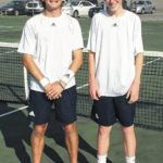 Harrison wins all-Bear final, doubles team in regionals