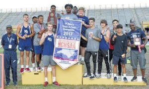 Bears repeat as 1A track champs