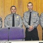 City fire department announces promotions