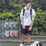 Harrison reaches 1A tennis final four