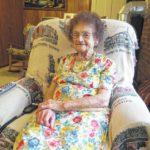County's oldest registered voter dies