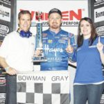 Browns dominate Saturday's races
