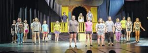 "Local youth to present 'Aladdin"" this weekend"