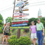 Hiker raising funds for veterans