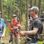 Archery competition this weekend
