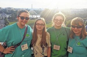 Local teens make 4-H trip to D.C.