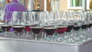 SCC hosts wine judging