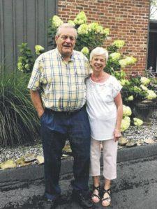 Dearborns celebrate 50th anniversary