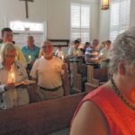 Mount Airy prayer vigil
