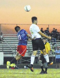 Eagles fall to Falcons in shootout